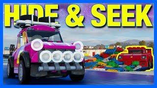 Forza Horizon 4 : HIDE & SEEK!! [LEGO Edition]