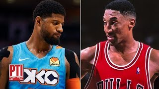 Kawhi and Paul George are the best defensive duo since MJ-Pippen – Wilbon | Pardon the Interruption