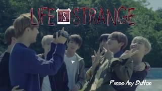 bts • life is strange • game!au