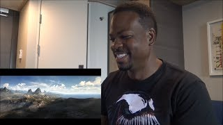 The Elder Scrolls VI – Official E3 Announcement Teaser - REACTION!!!