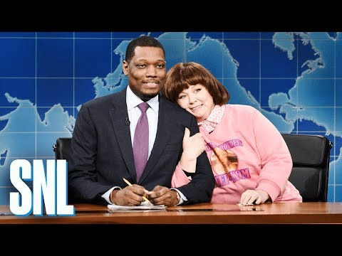 Weekend Update: Michael Che's Stepmom - SNL