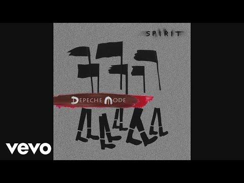 Depeche Mode - Where's the Revolution (Audio)