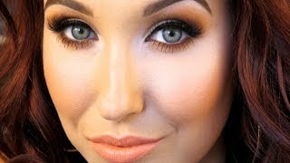 Winter Warm Smokey Eye Tutorial | Jaclyn Hill