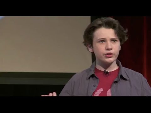 Forget what you know   Jacob Barnett   TEDxTeen