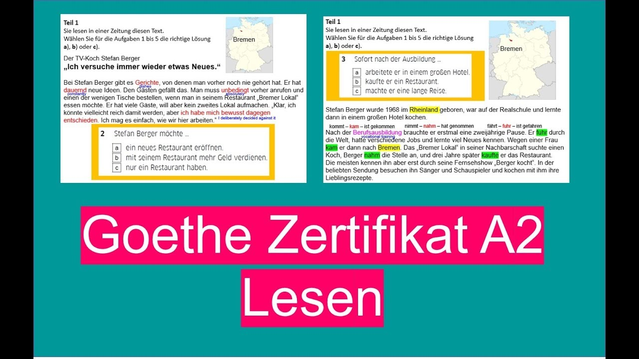 Goethe Online Lesen