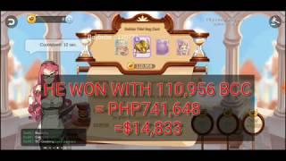 Ragnarok M Eternal Love, AUCTION $15,000/Php750,000 FOR A CARD!!