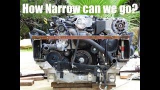 Narrowing the front suspension on a C5 Corvette Z06