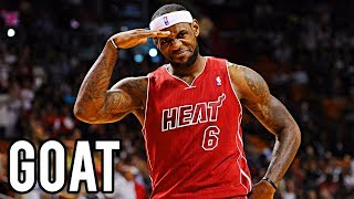Lebron James BULLYING Opponents in 5 Minutes