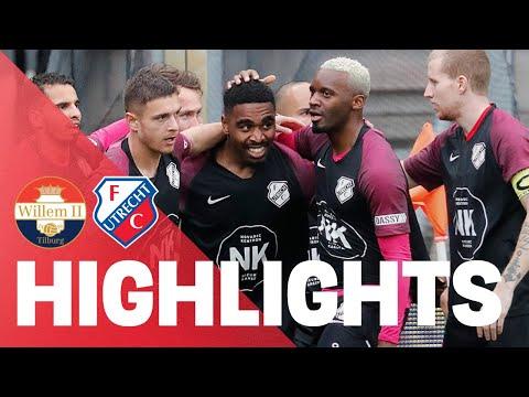 HIGHLIGHTS | Willem II - FC Utrecht