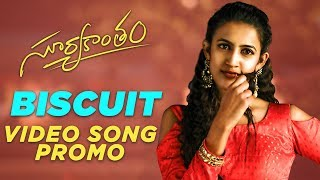 Biscuit song promo from Suryakantam ft. Niharika, Rahul Vi..