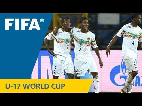 Mali U17 2-1 Ghana U17