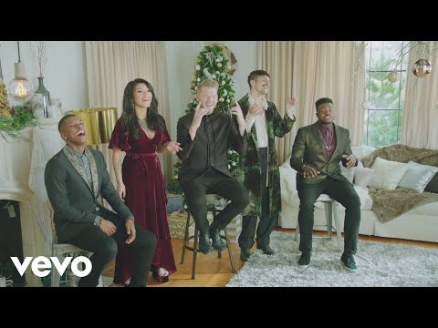 [OFFICIAL VIDEO] Deck The Halls - Pentatonix