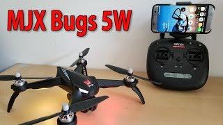 Flycam MJX Bugs 5W đầu tiên xuất hiện ở Sài Gòn - Mở hộp và bay thử ngay