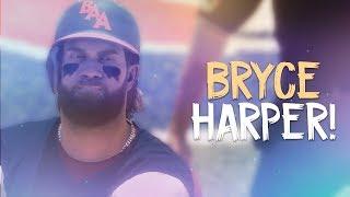 Bryce Harper Is A GOD! MLB The Show 18   Diamond Dynasty