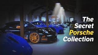 This Lady Built A Secret Porsche Collection