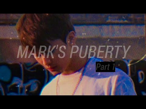 WHAT MARK NCT DO ON HIS PUBERTY
