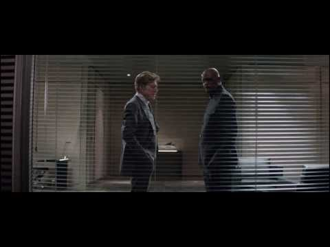 Captain America The Winter Soldier Clip - Here To Ask A Favour - OFFICIAL Marvel   HD - Smashpipe Film