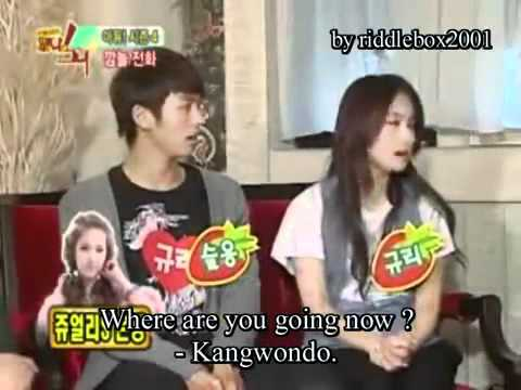FUNNY PRANK CALL with 2AM KARA (feat. 2PM, Superjunior) (ENG SUB)