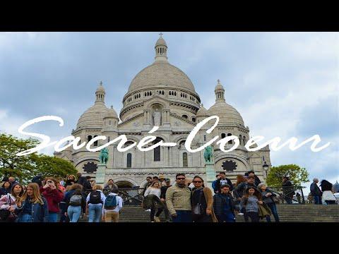 La basilique du Sacré-Cœur de Montmartre - Jessilo Olis