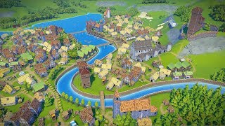 Foundation | Ep. 1 | New City Founded in Kingdom | Foundation City Building Tycoon Gameplay