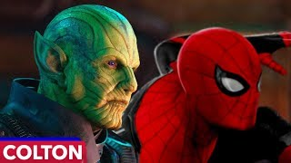 Chameleon is a Skrull in Spider-Man: Far From Home?