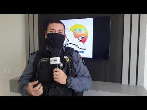Capitão Yamada da P.M.  de Canarana Alerta -  Golpes estão sendo aplicados pela internet na compra de veículos, motos e aparelhos eletrônicos
