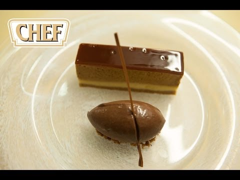 2 Michelin Star Chef David Everitt-Matthias Creates Lamb And Chocolate Recipes - Smashpipe style