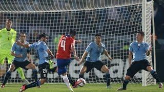Chile 1 - 0 Uruguay | Copa América 2015 | Claudio Palma