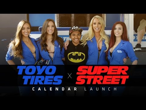 Cars, Cuties and Calendars | Toyo Tires X Super Street Meet at Boden
