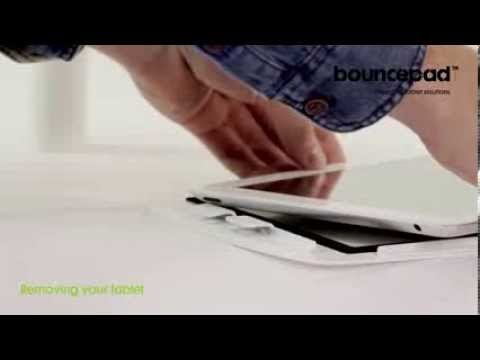 iPad kiosk enclosures: How to remove your tablet - Bouncepad