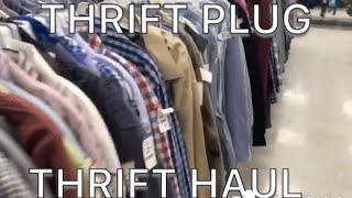 THRIFT PLUG | Thrifting Haul #2
