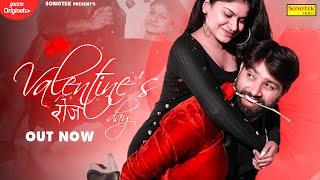 Valentine's Rose Day – Sam Saini Ft Priyanshi Video HD