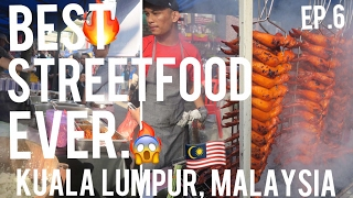 The BEST Street Food I've EVER seen🔥🇲🇾[KL Ep.6] Ramadan Bazaar Kuala Lumpur (Mark Weins type ish)