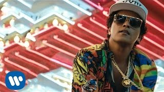 Bruno Mars - 24K Magic YouTube 影片