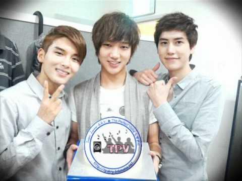 【TPV】Super Junior K.R.Y-停下腳步(雪花 OST).wmv