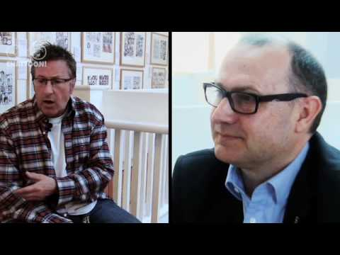 Rowland Rivron, Raw Sex and playing football with Diana Ross - YouTube