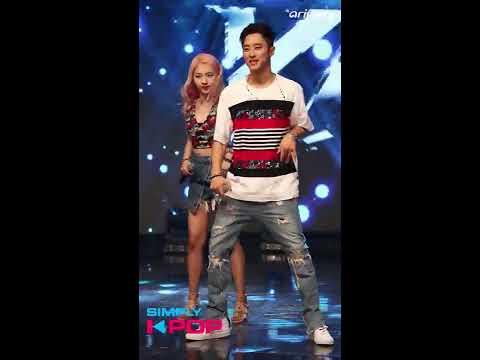 [Fancam/직캠] 제이셉(J.seph) _ K.A.R.D(카드) _ Oh nana(오나나) _ Simply K-Pop _ 072117