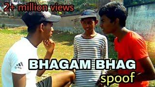 bhagam bhag movie spoof   akshey kumar   flying tv
