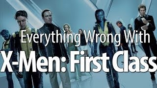 Everything Wrong With X-Men: Days of Future Past