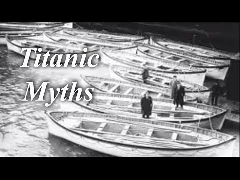 Titanic Myths