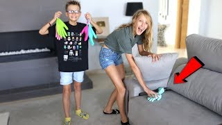 Find Your Slime Ingredients Challenge!!!