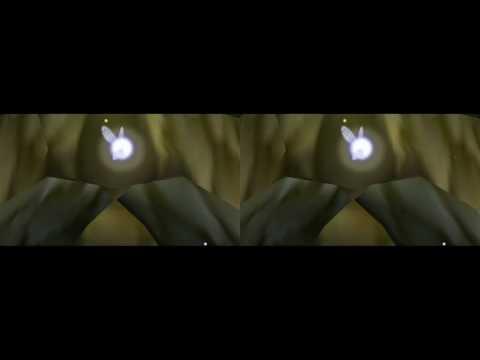 The Legend of Zelda: Ocarina of Time (N64) in 3D (yt3d:enable=true)