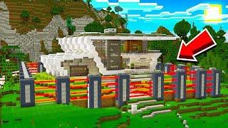 WORLD'S MOST LUXURY MINECRAFT HOUSE!