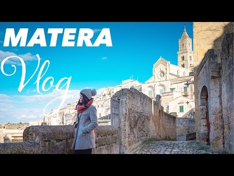 Matera through my eyes // V L O G 1 // Beauty Food Tips