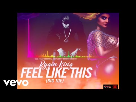 Rygin King - Feel Like This (BIG TOE) Audio