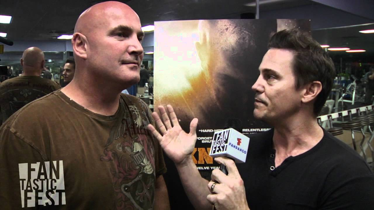 """Knuckle"" Fantastic Debates - James Quinn McDonagh Pre-Fight Interview"