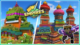 King of Moss and Megabases! | Empires SMP | Ep.14 (1.17 Survival)