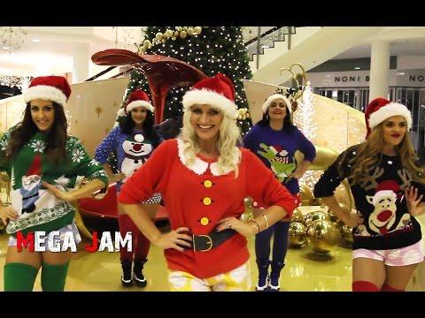 'All I Want For Christmas' Mariah Carey choreography by Jasmine Meakin (Mega Jam)