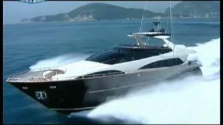 Reportage sur un bateau de luxe