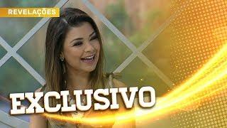 Amanda Falando sobre o novo programa Revelações de Sertanejo